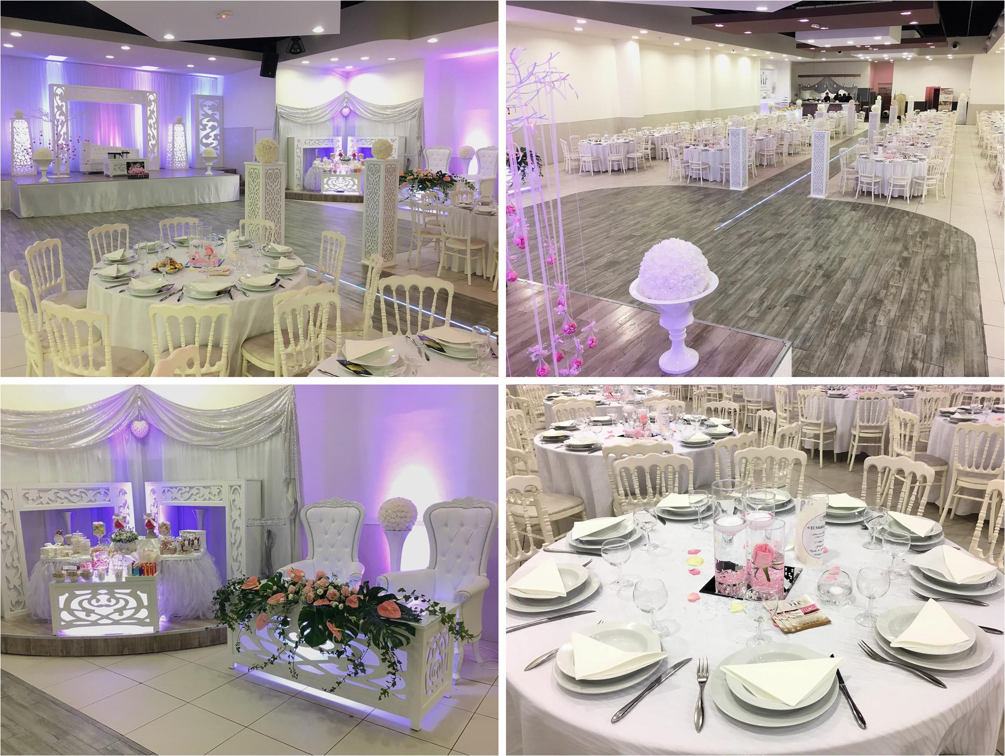 Populaire VIP Réception – Salle de mariage orientale Lyon WY31