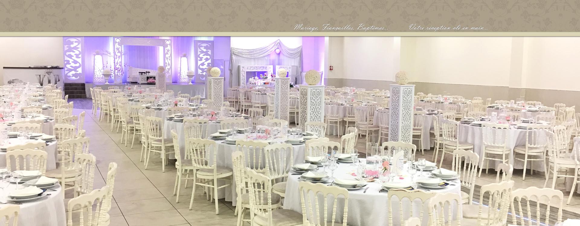 Salle de mariage VIP Reception à Lyon